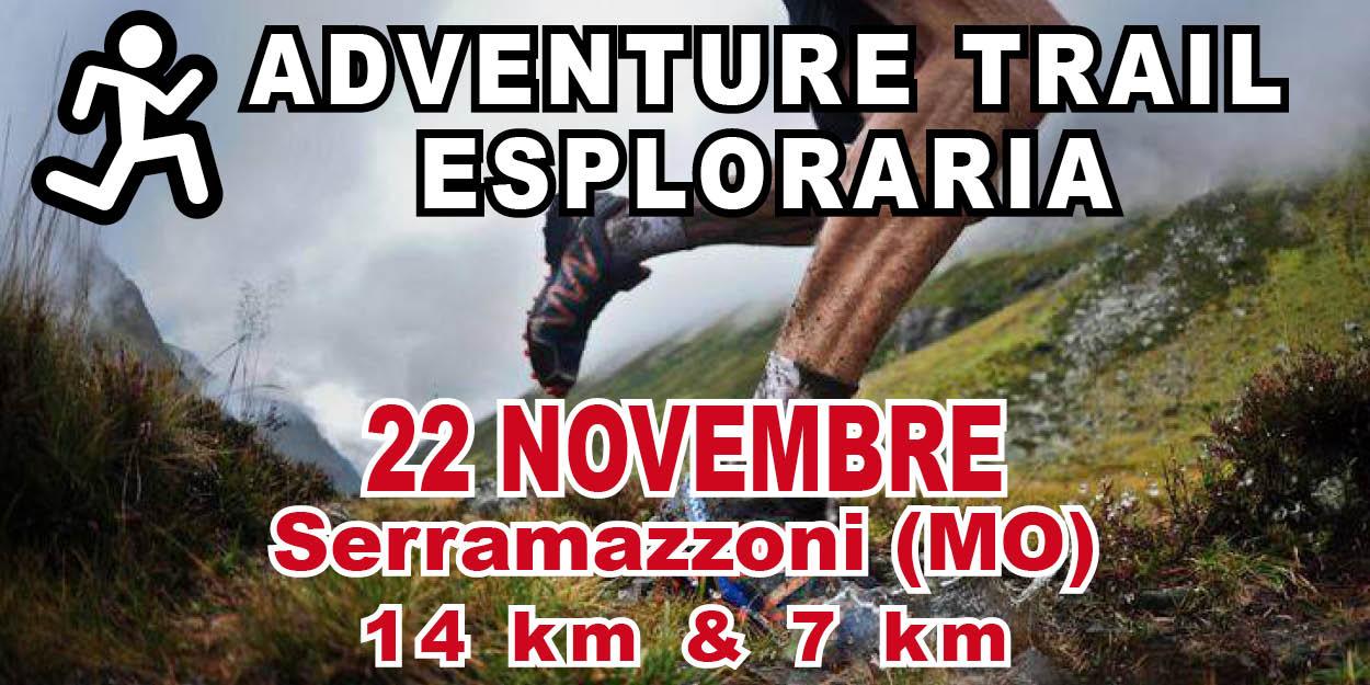 Trail Serramazzoni Novembre 2015